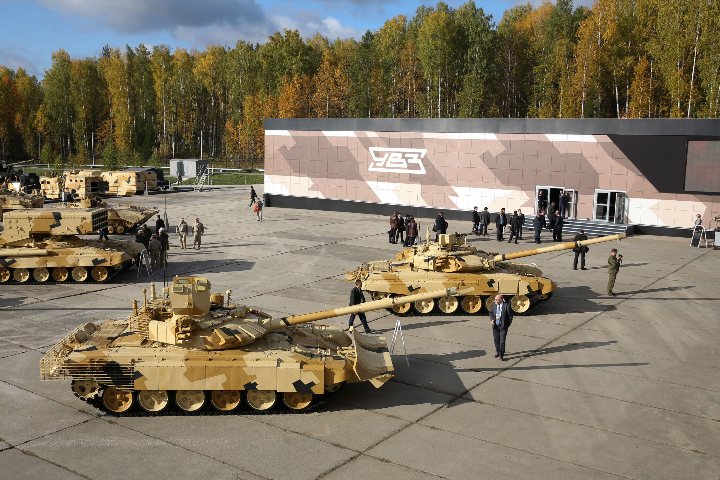 Российские танки в сирии 2 фотография